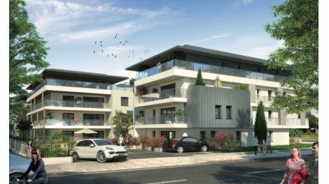 Programme immobilier loi Pinel Le Domaine d'Hermance à Veigy-Foncenex