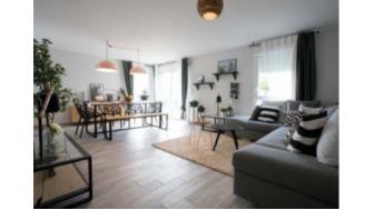 Eco habitat programme Maison Mitoyenne Vétraz-Monthoux
