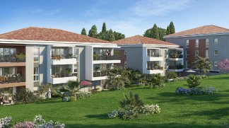 Programme immobilier neuf Bel Ombra Toulon