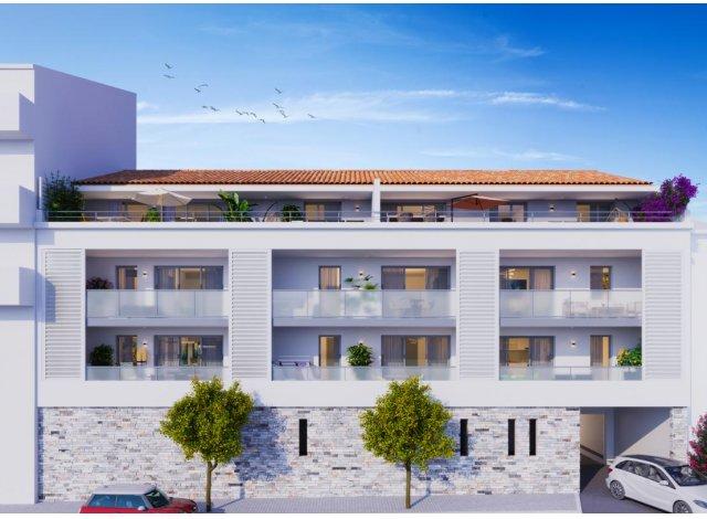Programme immobilier loi Pinel Sol'Air à La Garde