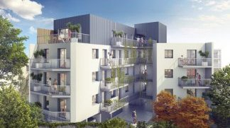 Eco habitat programme Rodin Clermont-Ferrand