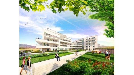 Appartement neuf Villa Florentine investissement loi Pinel à Clermont-Ferrand