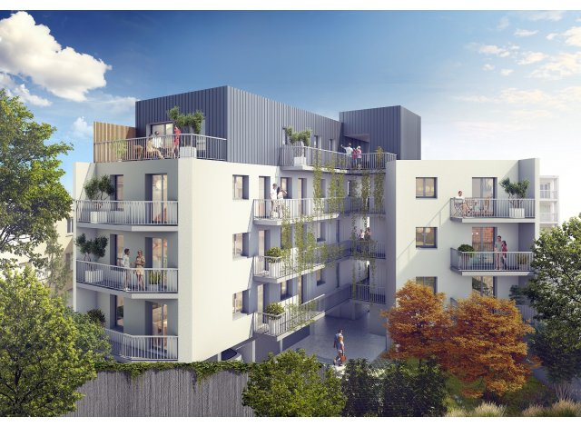 Programme immobilier loi Pinel Rodin à Clermont-Ferrand