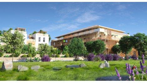 Appartement neuf La Résidence Victoria éco-habitat à Meyreuil