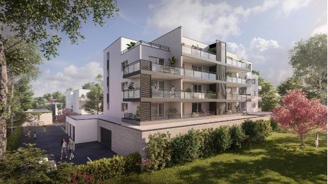 Immobilier basse consommation à Cernay