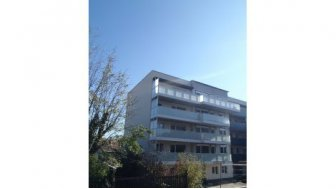 Programme immobilier neuf Résidence Nalanda Besançon
