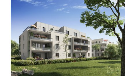 Programme immobilier neuf Antonin à Kembs