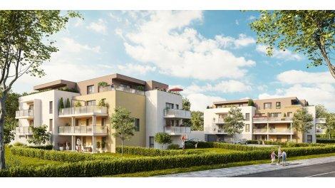Programme immobilier loi Pinel Résidence Azuréor à Sennecey-lès-Dijon