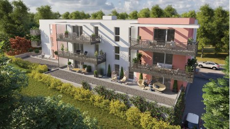 Programme immobilier neuf Chemaudin La Fontaine