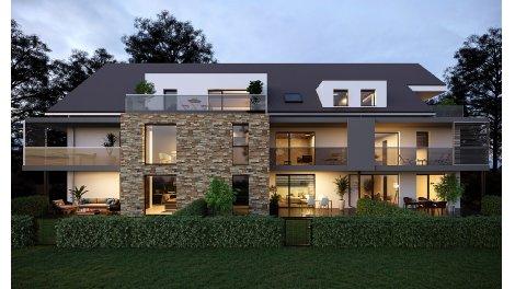 Écohabitat immobilier neuf éco-habitat Le Clos des Clarisses