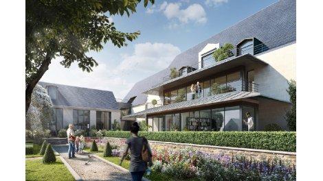 Programme immobilier loi Pinel Résidence de Beaumont à Fondettes