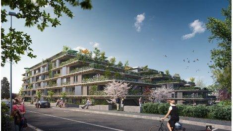 Programme immobilier loi Pinel Odyssée à Chambray-lès-Tours