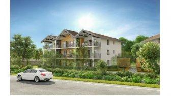 Eco habitat programme Le Rivelet Aix-les-Bains