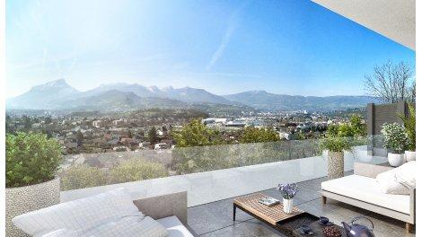 investir dans l'immobilier à Saint-Alban-Leysse