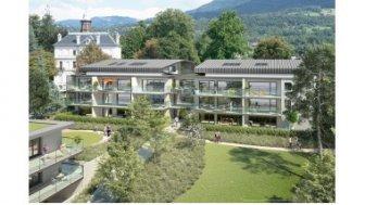 Éco habitat neuf à Aix-les-Bains