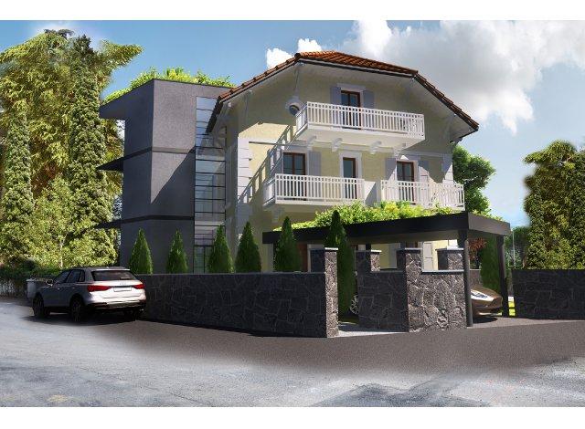 Programme immobilier loi Pinel Avant Scene à Aix-les-Bains