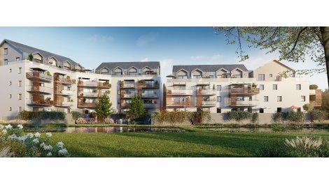Programme immobilier loi Pinel L'Othentik à Aix-les-Bains