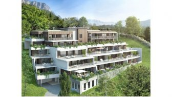Eco habitat programme Sainte Apolline Saint-Alban-Leysse