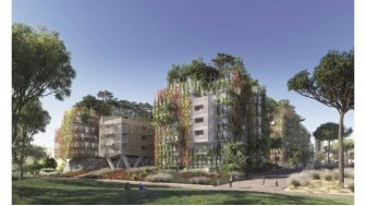 Programme immobilier neuf Nice - Quartier du Ray Nice