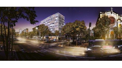 Écohabitat immobilier neuf éco-habitat Prado - Castellane
