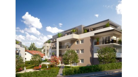 Programme immobilier loi Pinel Annecy - Seynod à Annecy