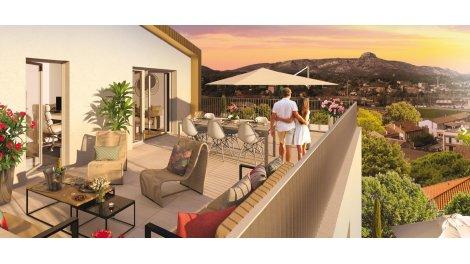 Programme immobilier loi Pinel Aubagne Centre à Aubagne
