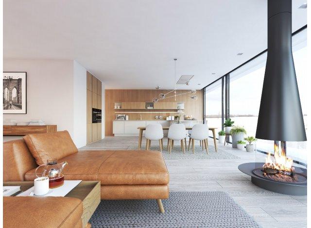 Programme immobilier loi Pinel Cavalaire-sur-Mer - Centre-Ville à Cavalaire-sur-Mer