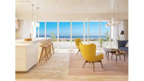 Programme immobilier loi Pinel Marseille 2ème - Quai d'Arenc à Marseille 2ème
