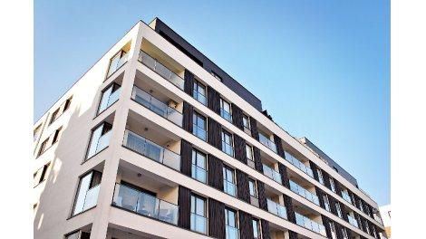 Programme immobilier loi Pinel Marseille 2ème - la Joliette à Marseille 2ème