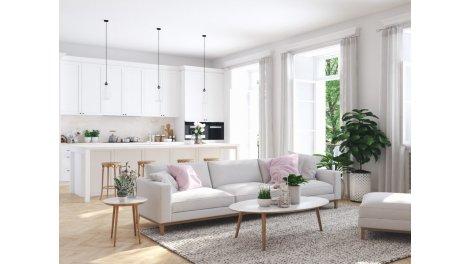 Programme immobilier loi Pinel Marseille 2ème - Joliette à Marseille 2ème