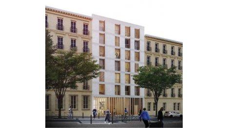 Écohabitat immobilier neuf éco-habitat Marseille 3ème - Peyssonnel