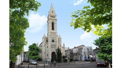 Programme immobilier loi Pinel Marseille 4ème - Avenue Saint Barnabé à Marseille 4ème