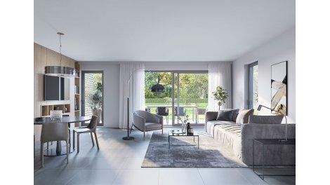 Programme immobilier loi Pinel Marseille 9ème Mazargues à Marseille 9ème