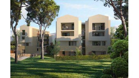 Appartement neuf Marseille 11ème - les Trois Lucs éco-habitat à Marseille 11ème