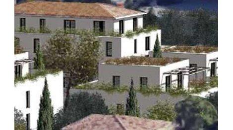 Appartement neuf Les Accates éco-habitat à Marseille 11ème