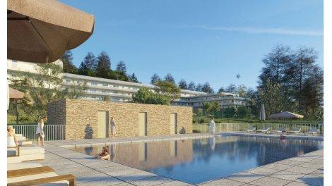 Écohabitat immobilier neuf éco-habitat Marseille 13ème - Château-Gombert