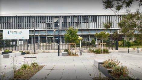 Éco habitat éco-habitat Marseille 13 - Campus Universitaire Saint-Jerôme à Marseille 13ème