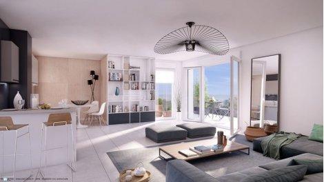 Programme immobilier loi Pinel Nice - Mont Boron à Nice