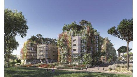 Éco habitat éco-habitat Nice - Quartier du Ray à Nice