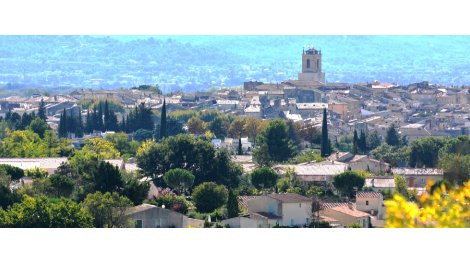 Pinel programme Pertuis - Saint Roch Pertuis