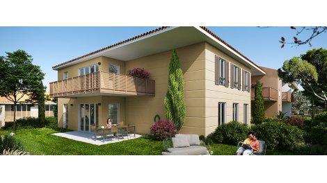 Appartement neuf Peynier - Badarusse éco-habitat à Peynier