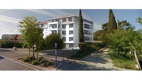 Écohabitat immobilier neuf éco-habitat Plan-de-Cuques - Centre-Ville