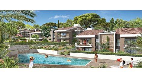 Écohabitat immobilier neuf éco-habitat Toulon - Cap Brun