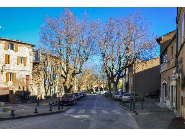 Programme immobilier loi Pinel Trets - Saint-Jean à Trets