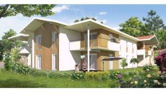 Éco habitat neuf à Seignosse