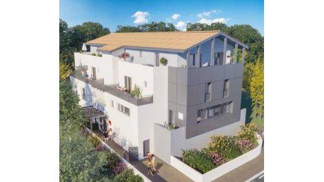 Écohabitat immobilier neuf éco-habitat Pyrénées-Atlantiques Anglet Coeur de Ville