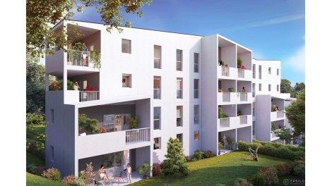 Programme immobilier loi Pinel La Palive à Anglet