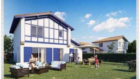 Programme immobilier loi Pinel Ascain à Ascain