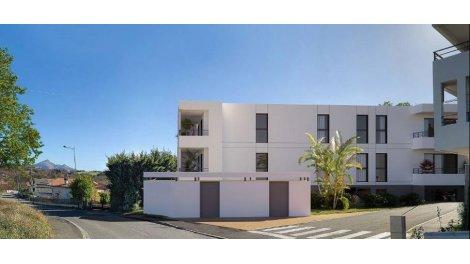 Programme immobilier loi Pinel Hauteurs d'Hendaye à Hendaye
