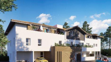 Programme immobilier loi Pinel Central Labenne à Labenne